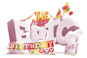 The Most Epic Birthday Party Ever